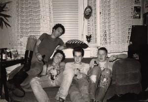 Onkelz komplett 1981